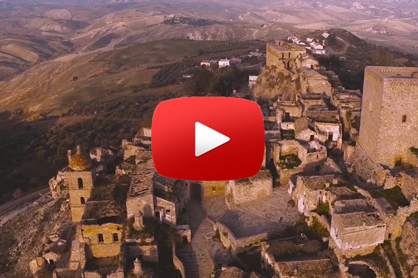 Craco - The Abandoned Town