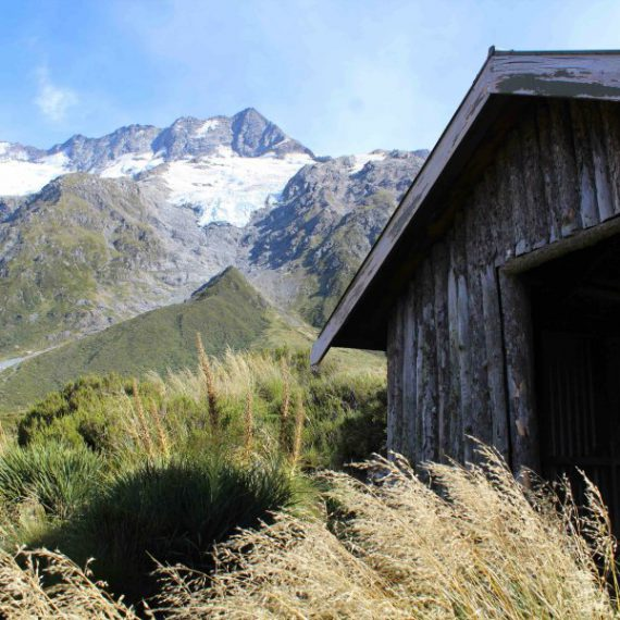 Mt Cook Hut