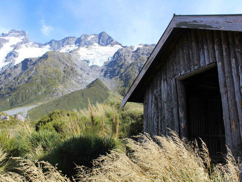 Mt Cook Hut