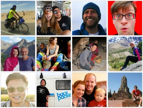 featured travelers