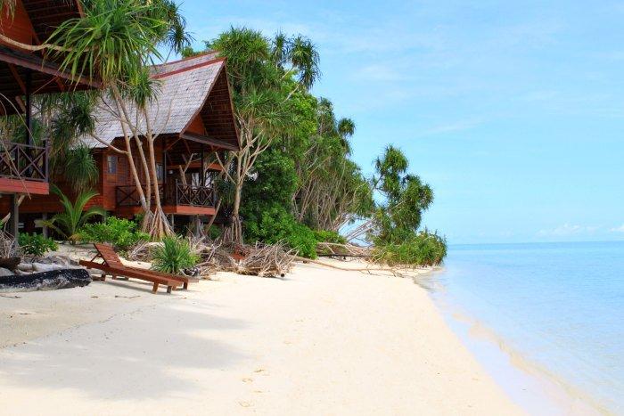 Lankayan Island