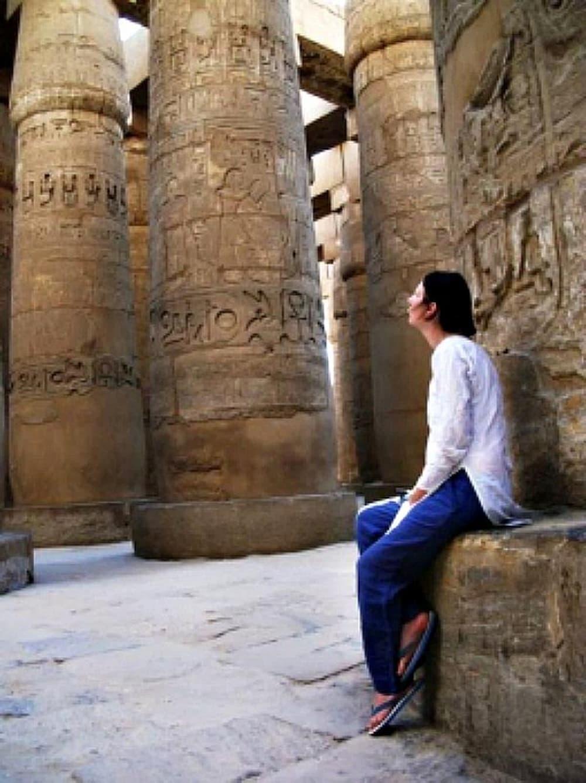 Temple of Karnak Egypt