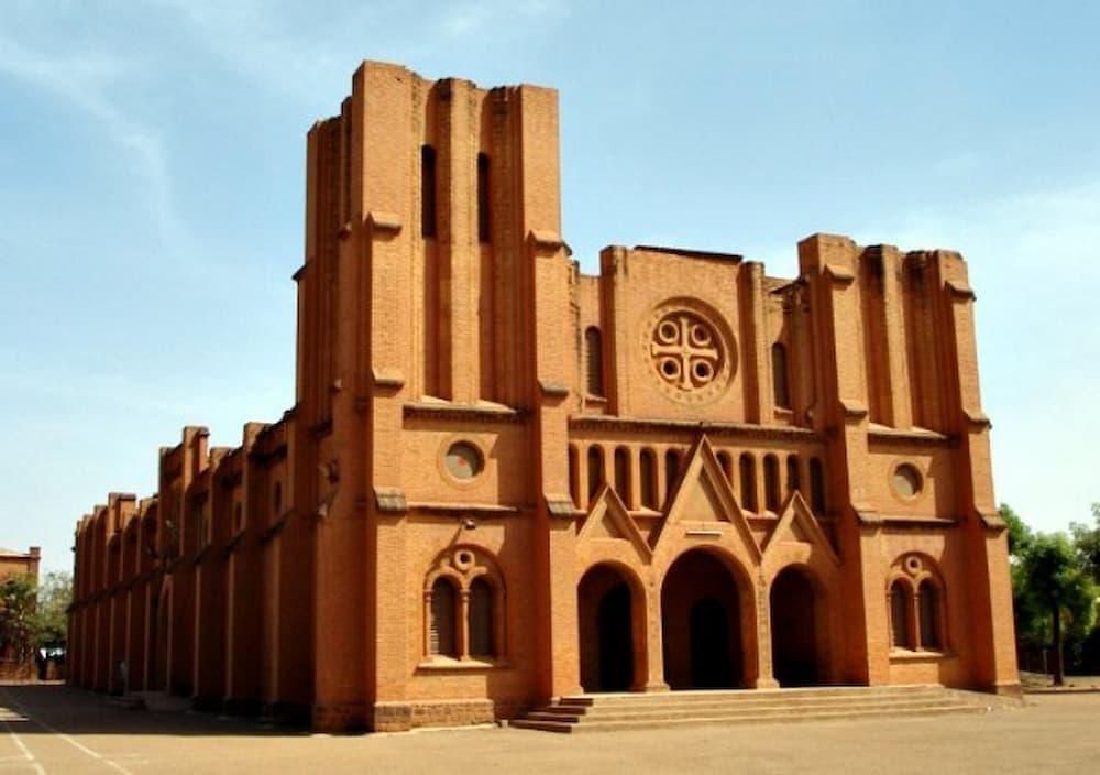 Ouaga Cathedral