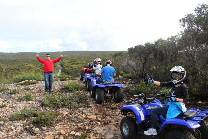 ATV Tour on Kangaroo Island