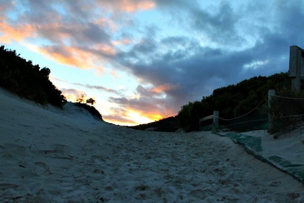 Sunset at Vivonne beach