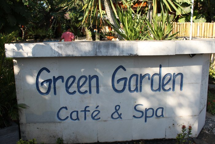 Green Garden Cafe and Spa