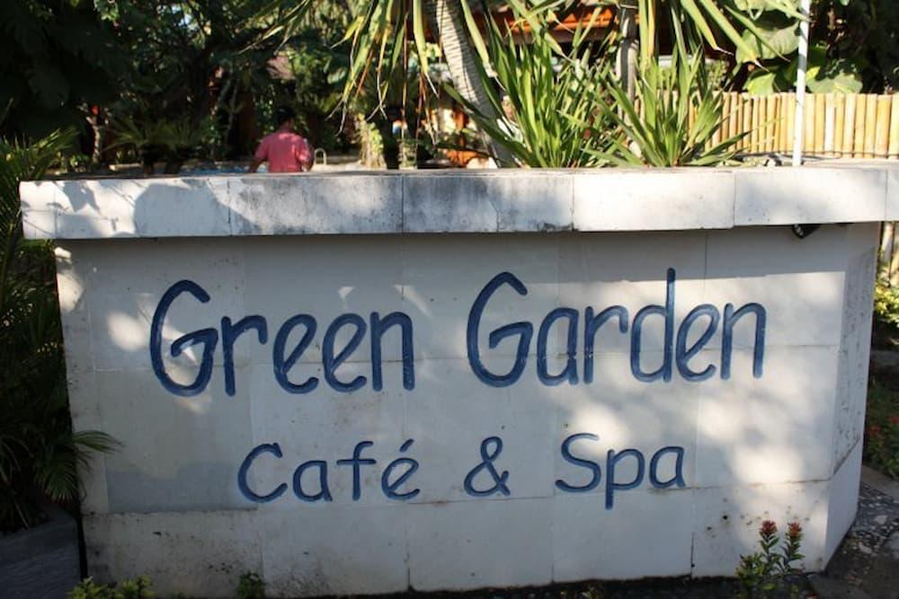 Green Garden Cafe and Spa