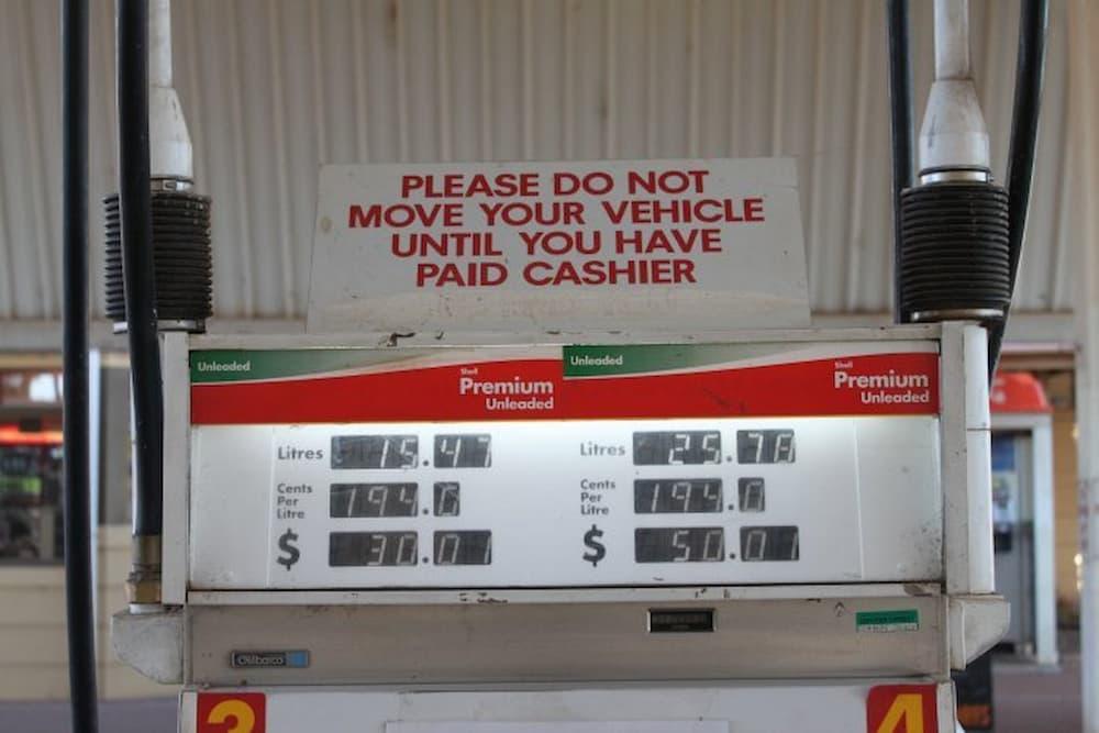 Nearly $2 per litre