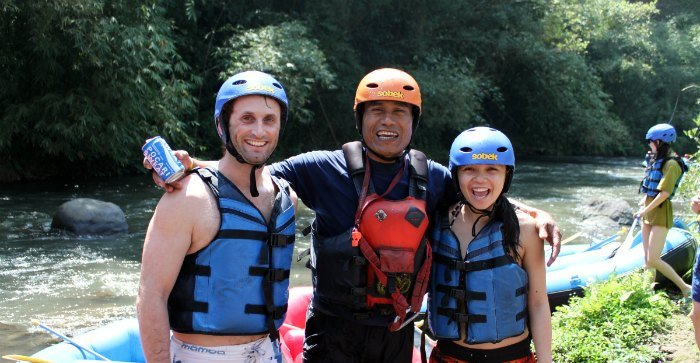 Rafting with Sobek