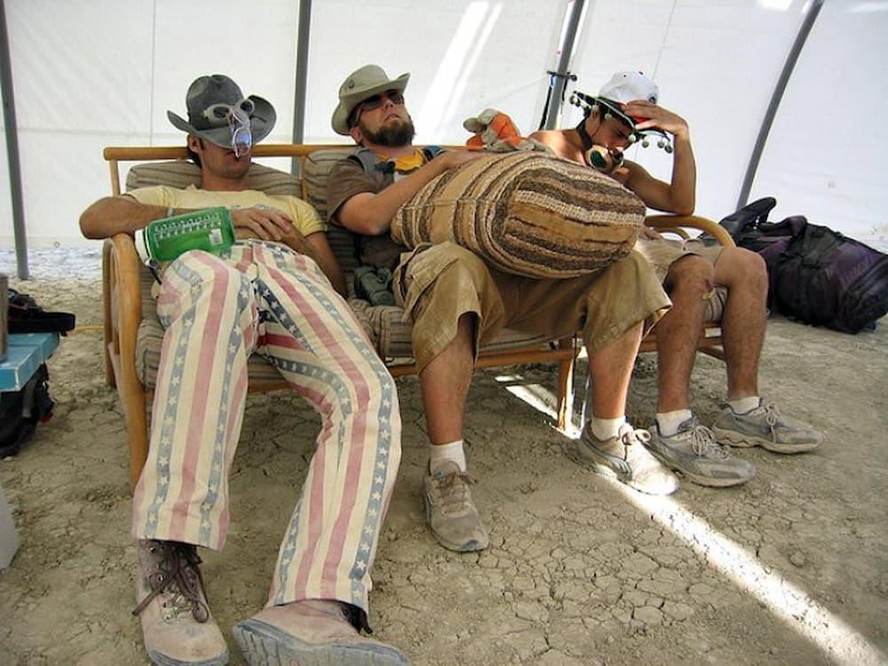 Burned Out at Burning Man