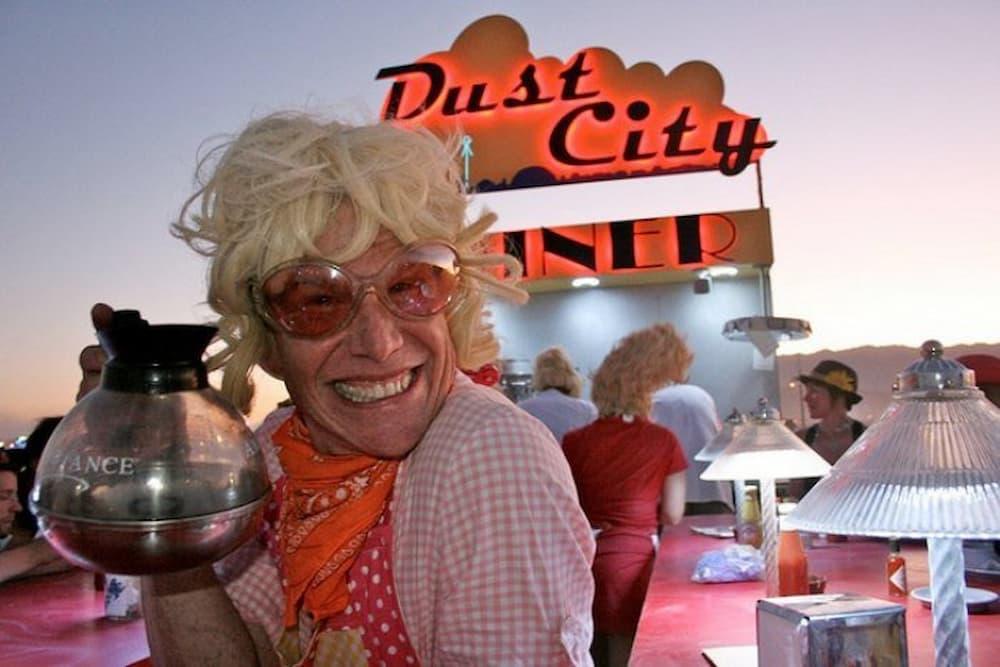 Miss Dusty Brown