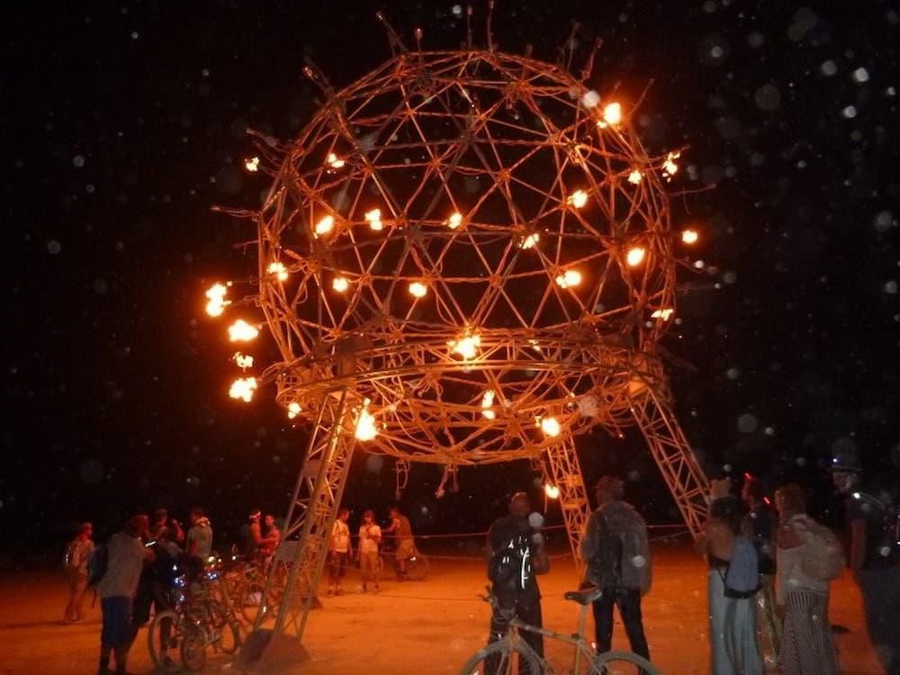 Fireball sphere