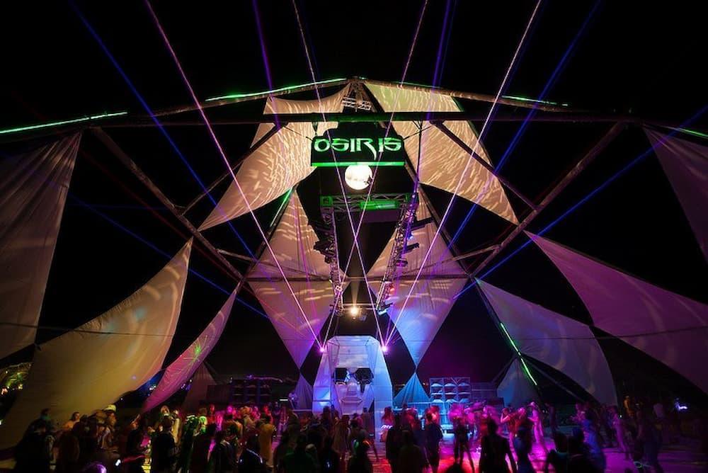 OSIRIS Burning Man 2013