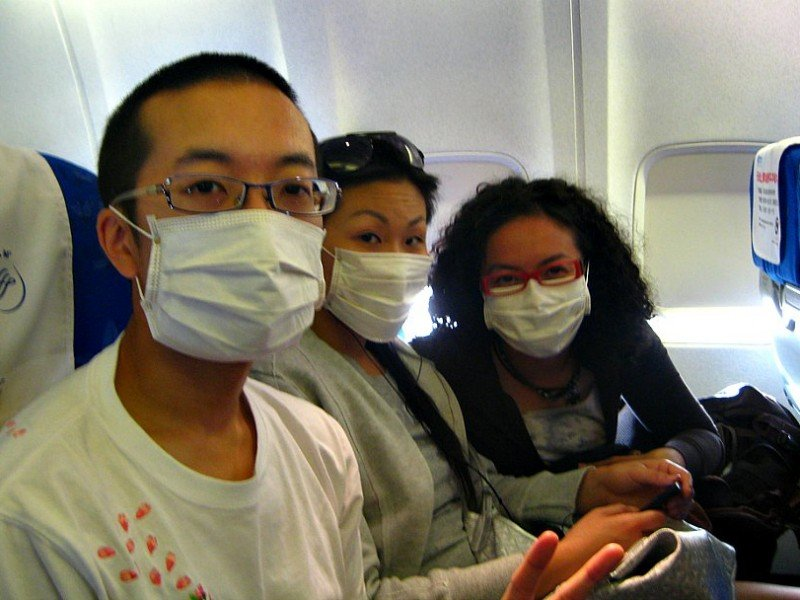 A Trio of Surgical Masks