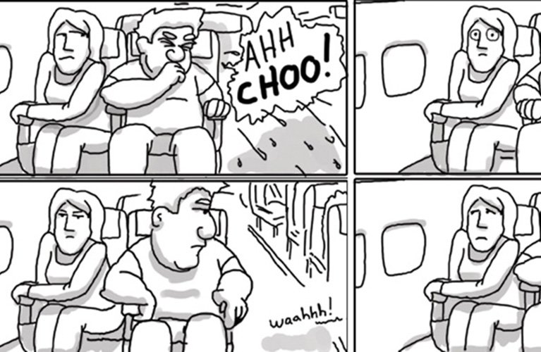 Airline passengers to avoid