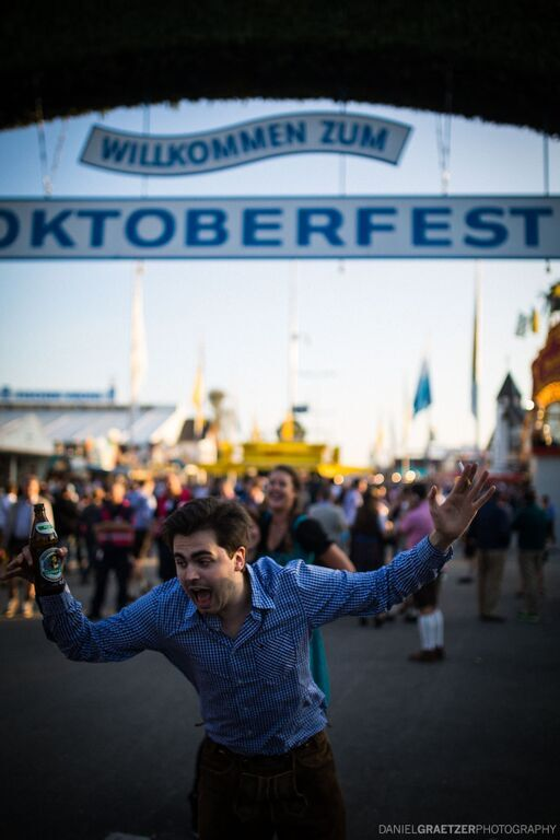 Oktoberfest Germany S Biggest Piss Up Backpacker Travel