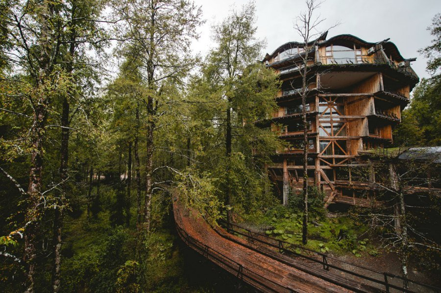 Nothofagus Hotel and Spa