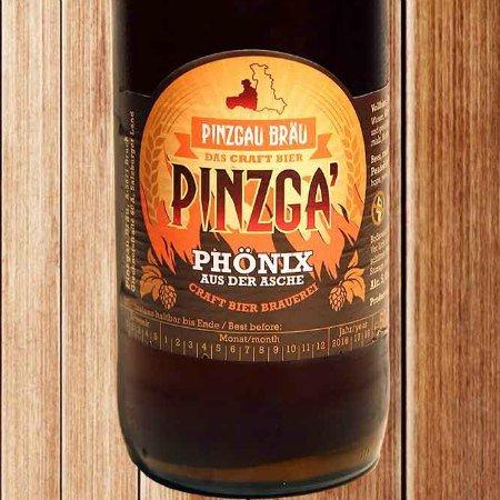 Phoenix pinzga' beer