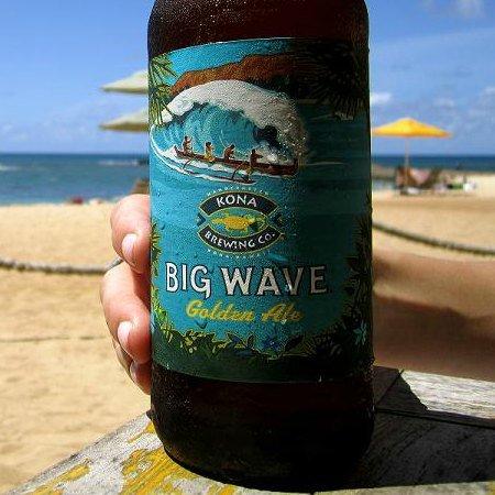 big wave beer