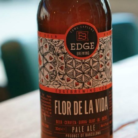 flor de la vida beer
