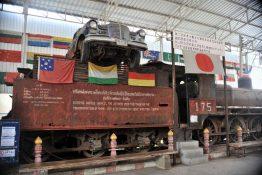 Thailand war museum