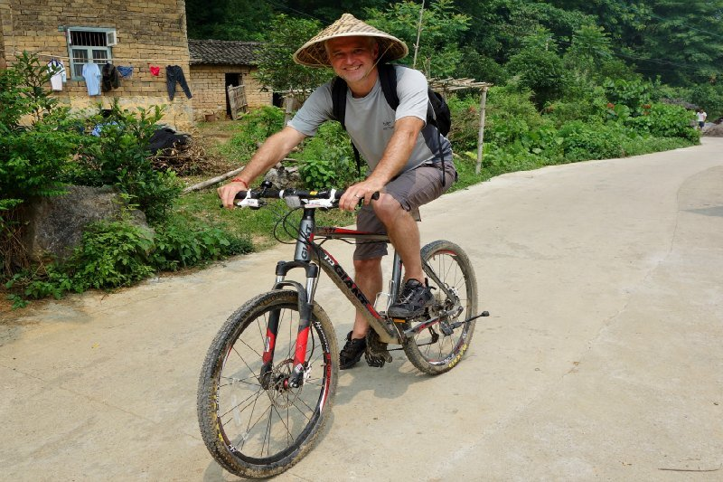 cycling yangshuo