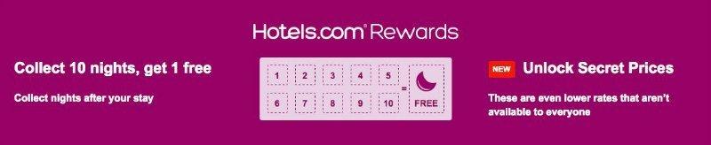hotel rewards