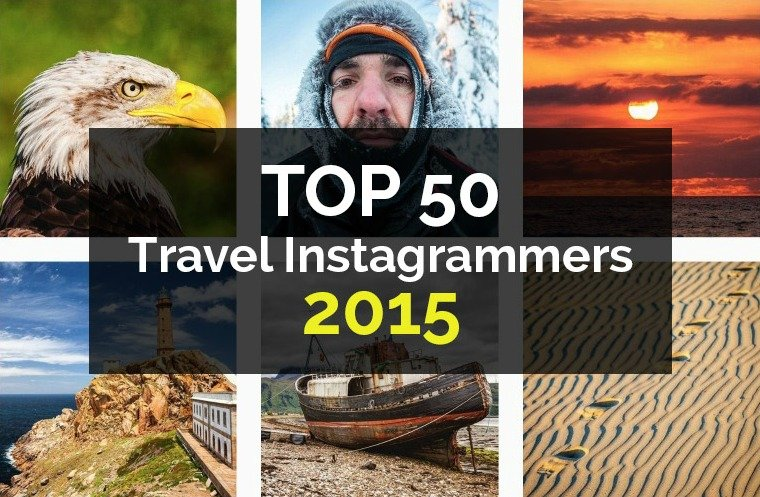 Top 50 Travel Instagrammers 2015