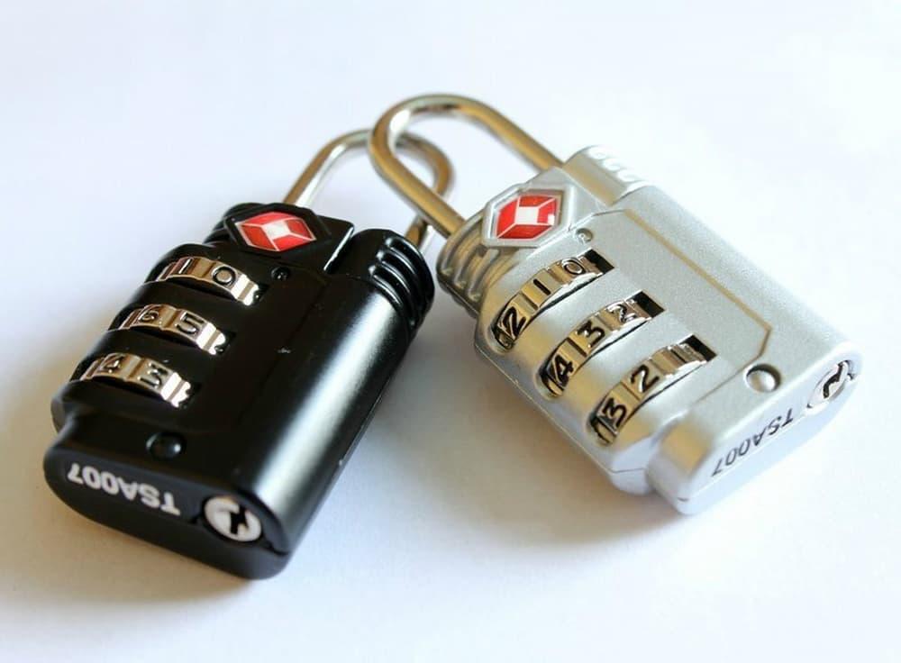 Travel padlocks