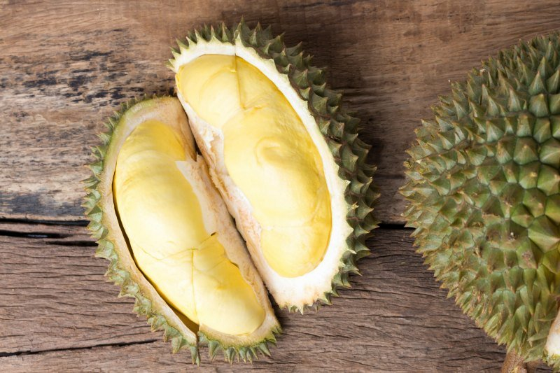 Intimacy on the plate aphrodisiac durian