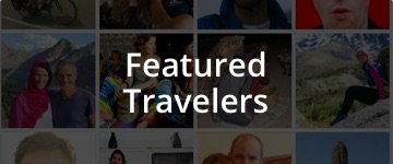 featured travelers menu