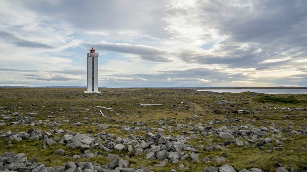 Hraunhafnartangi lighthouse