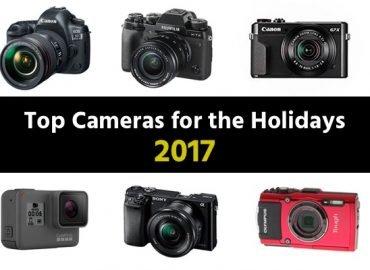 top cameras 2017