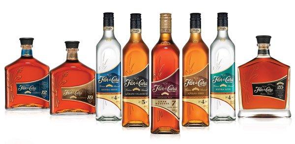 Flor de Cana range of rums