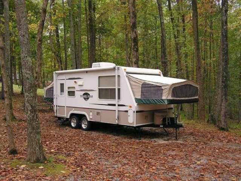 expandable travel trailer
