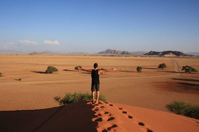 Namibia Travel Photo