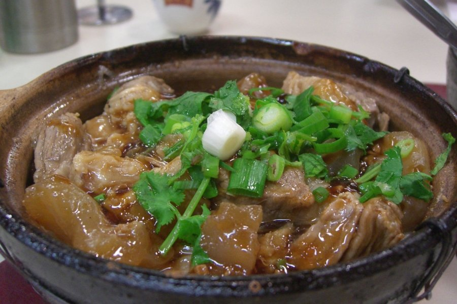 Beef Brisket Hot-Pot
