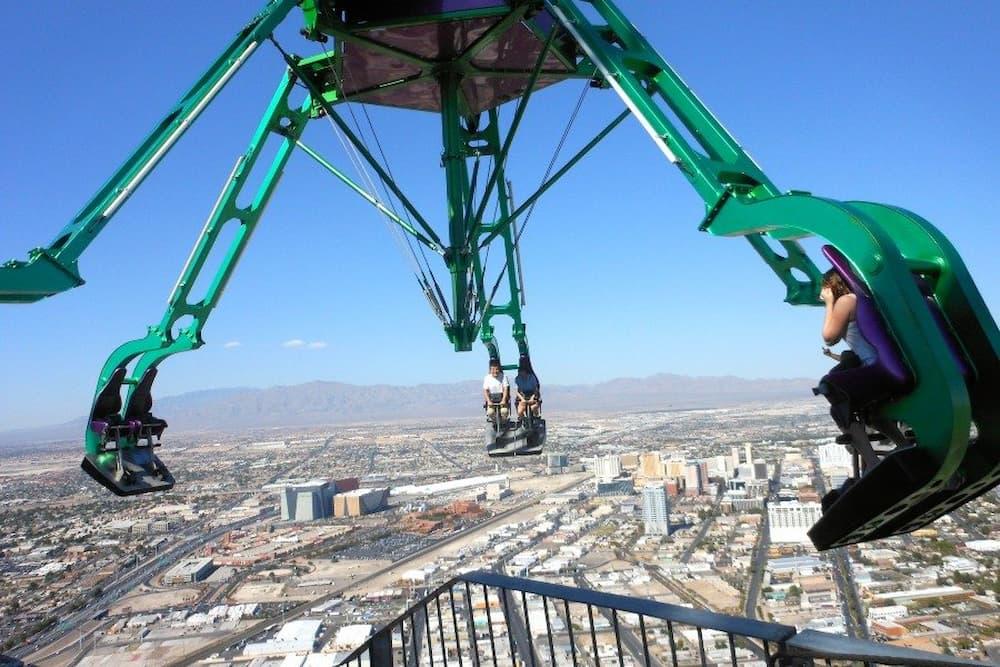 Stratosphere ride