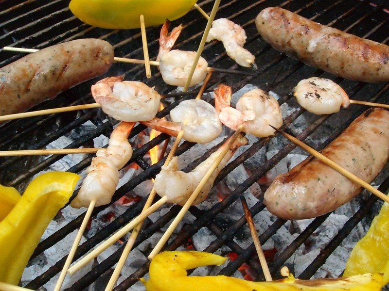 Snags and skewers